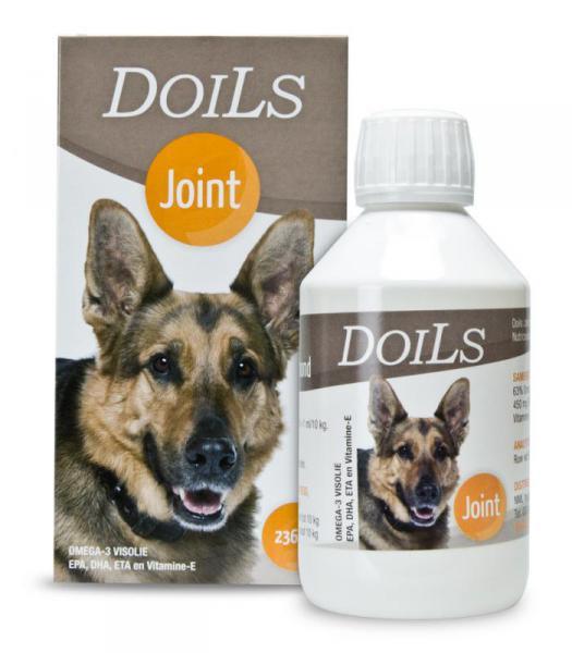 Doils Joint Omega-3 Visolie – Voedingssupplement