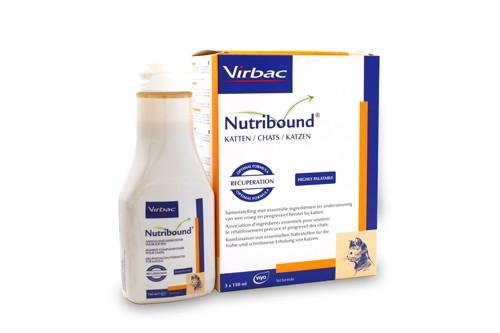 Virbac Nutribound Kat 3x150ml – Voedingssupplement