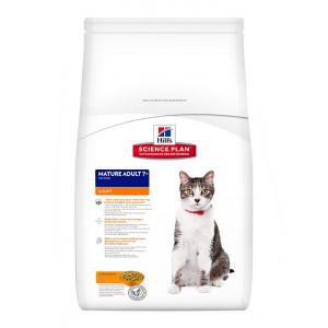 Afbeelding van 1.5 kg Hill's Mature Adult 7+ Light Hill's kattenvoer