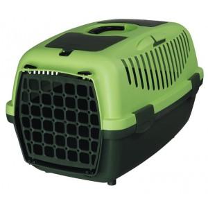 Vervoersbox Capri Medium voor hond en kat Groen