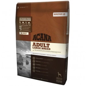 Acana Heritage Adult Large Breed hondenvoer 2 x 11,4 kg