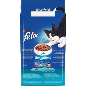 Felix Sensations Seaside kattenvoer
