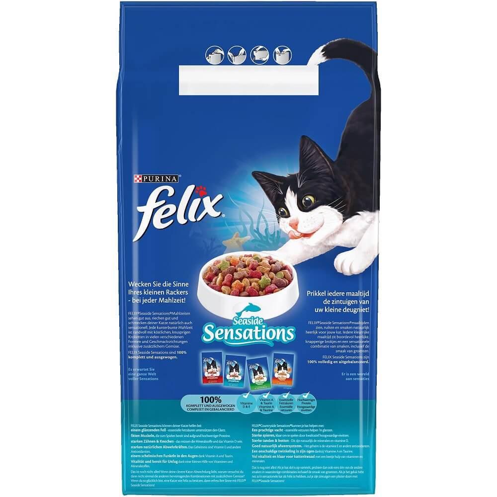 Felix Sensations Seaside kattenvoer