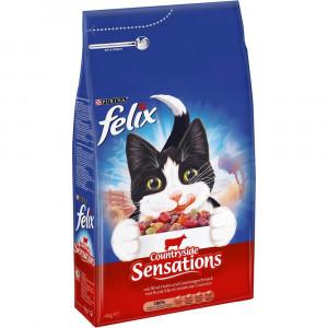 Felix Sensations Countryside kattenvoer