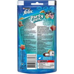 Felix Party Mix Seaside kattensnoep