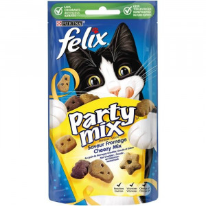 Felix Party Mix Cheezy kattensnoep