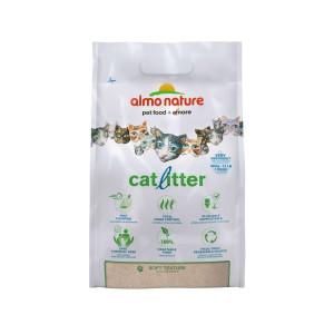 Afbeelding van 2x4,54 kg Almo Nature CatLitter Kattengrit