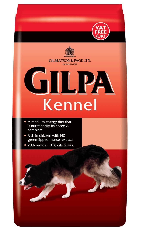Gilpa Kennel hondenvoer