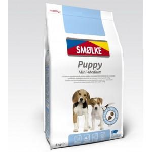 Smølke Puppy Mini Medium Hondenvoer 4 kg