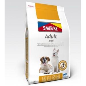 Smølke Adult Maxi Hondenvoer 4 kg