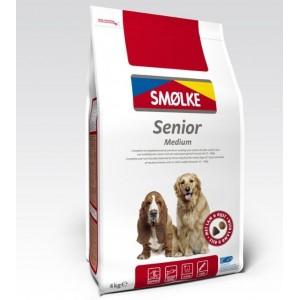 Smølke Senior Medium Hondenvoer 4 kg