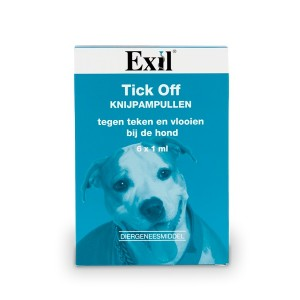 Tick Off spot-on voor de hond