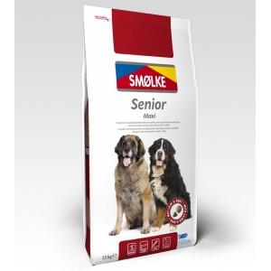 Smølke Senior Maxi Hondenvoer 4 kg