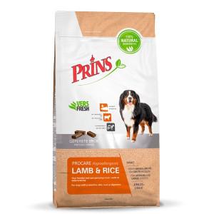 Prins ProCare Lam & Rijst Hypoallergic hondenvoer 3 kg