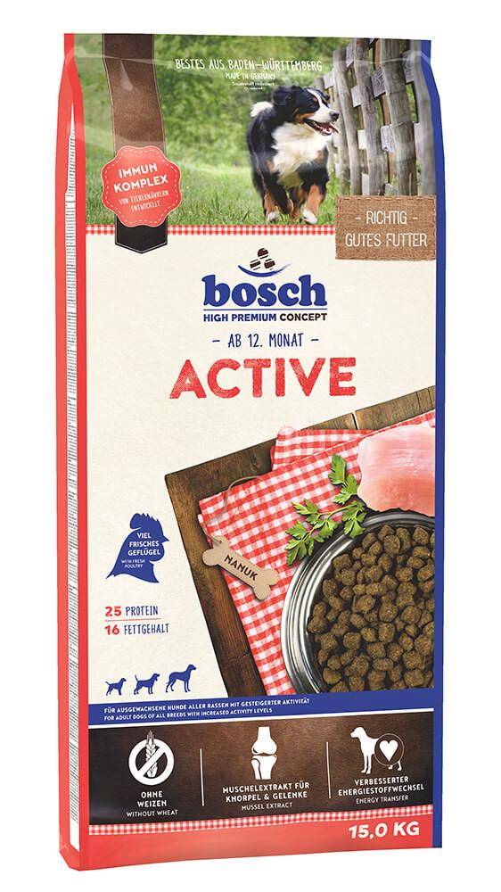 Bosch Active hondenvoer