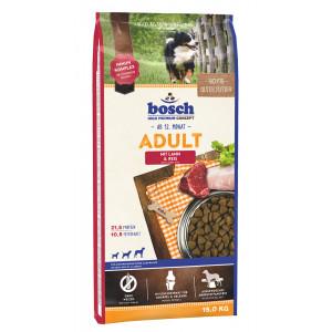 Bosch Adult Lam & Rijst hondenvoer 2 x 15 kg