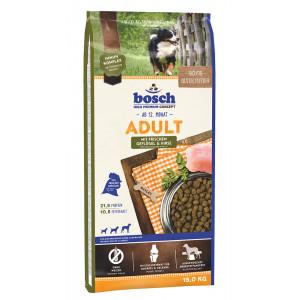 Bosch Adult Gevogelte & Gierst hondenvoer