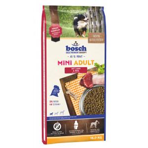 Bosch Adult Mini Lam & Rijst hondenvoer