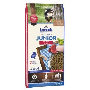Bosch Junior Lam & Rijst hondenvoer 2 x 15 kg
