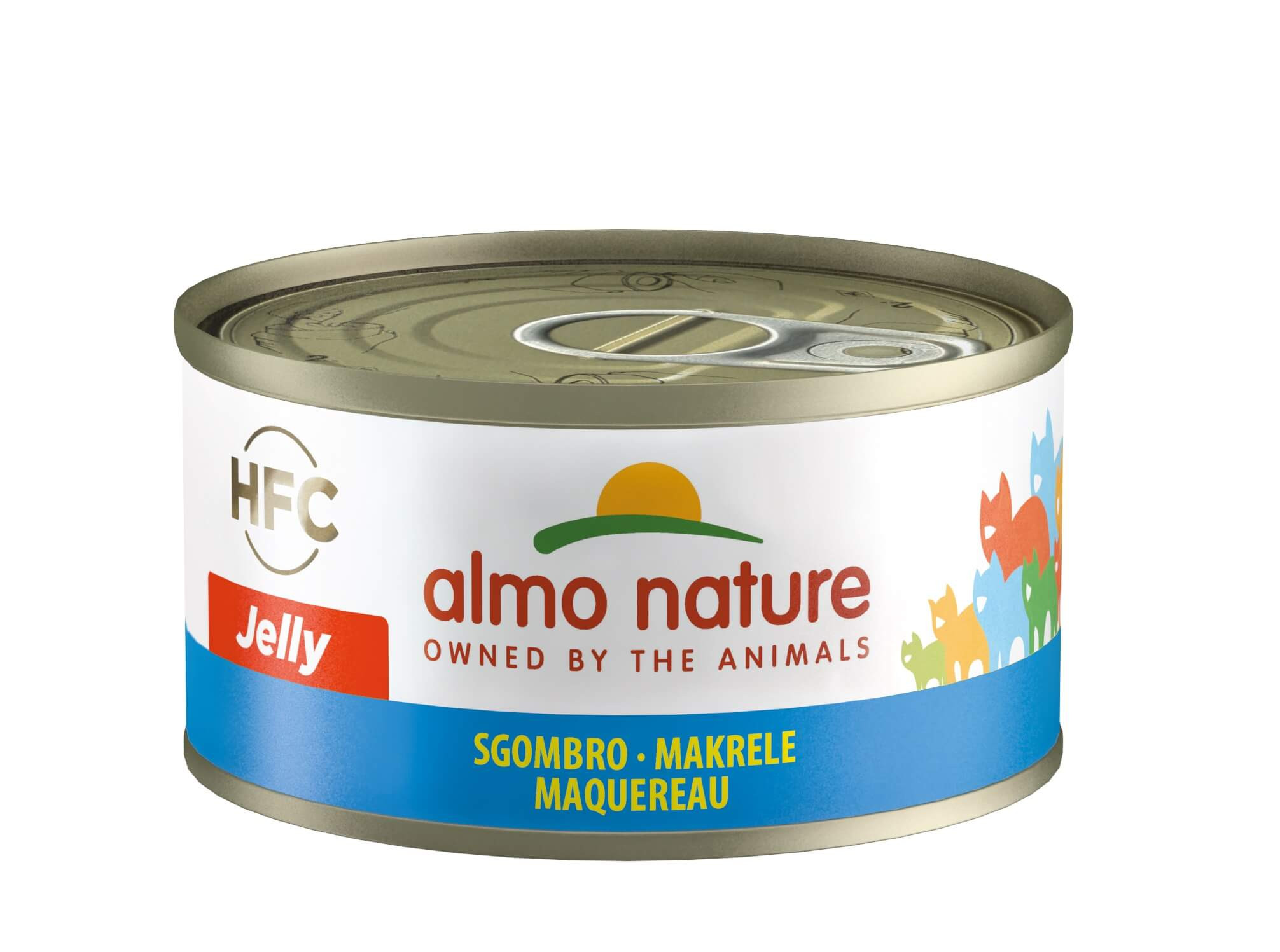 Almo Nature HFC Jelly Makreel 70 gr