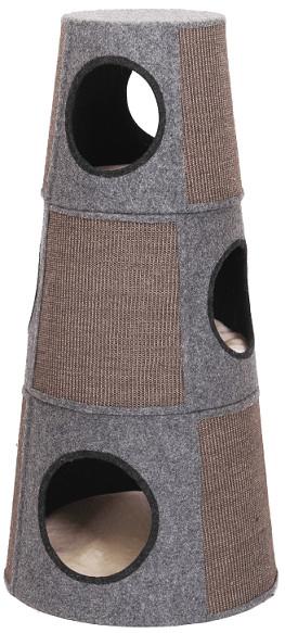 Krabpaal comfort amon 56x56x117cm