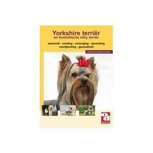 Informatieboekje Yorkshire terriër Per stuk