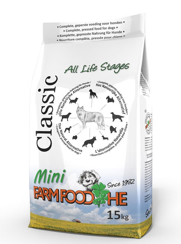Farm Food Classic Mini HE hondenvoer
