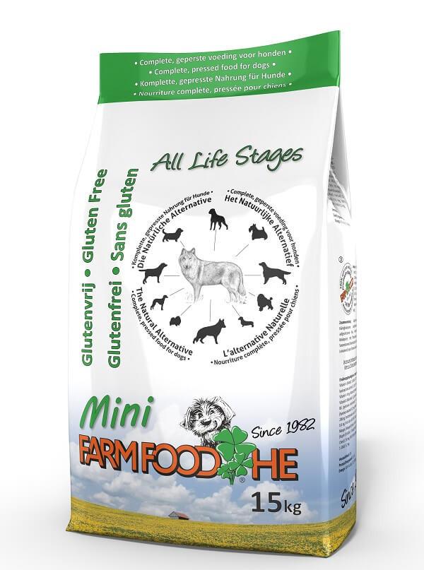 Farm Food HE Glutenvrij Mini hondenvoer
