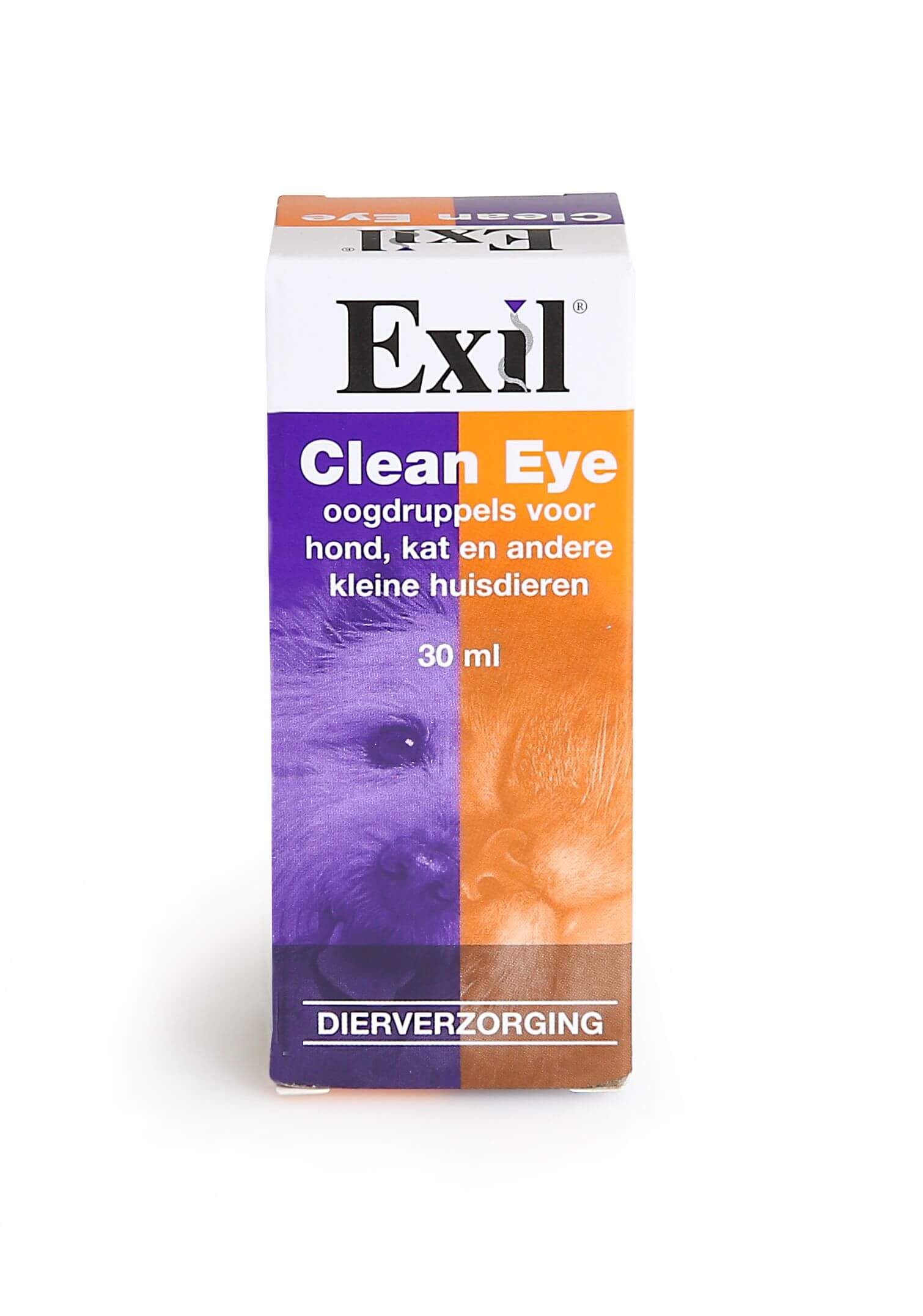 Exil Clean Eye Oogreiniger