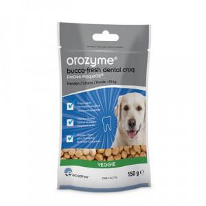 Orozyme Bucco-Fresh Dental Snack Grote Hond