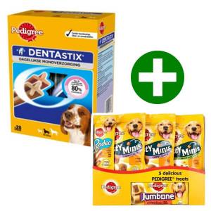 Dentastix Medium hondensnack 10-25 kg