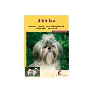 Informatieboekje Shih Tzu Per stuk