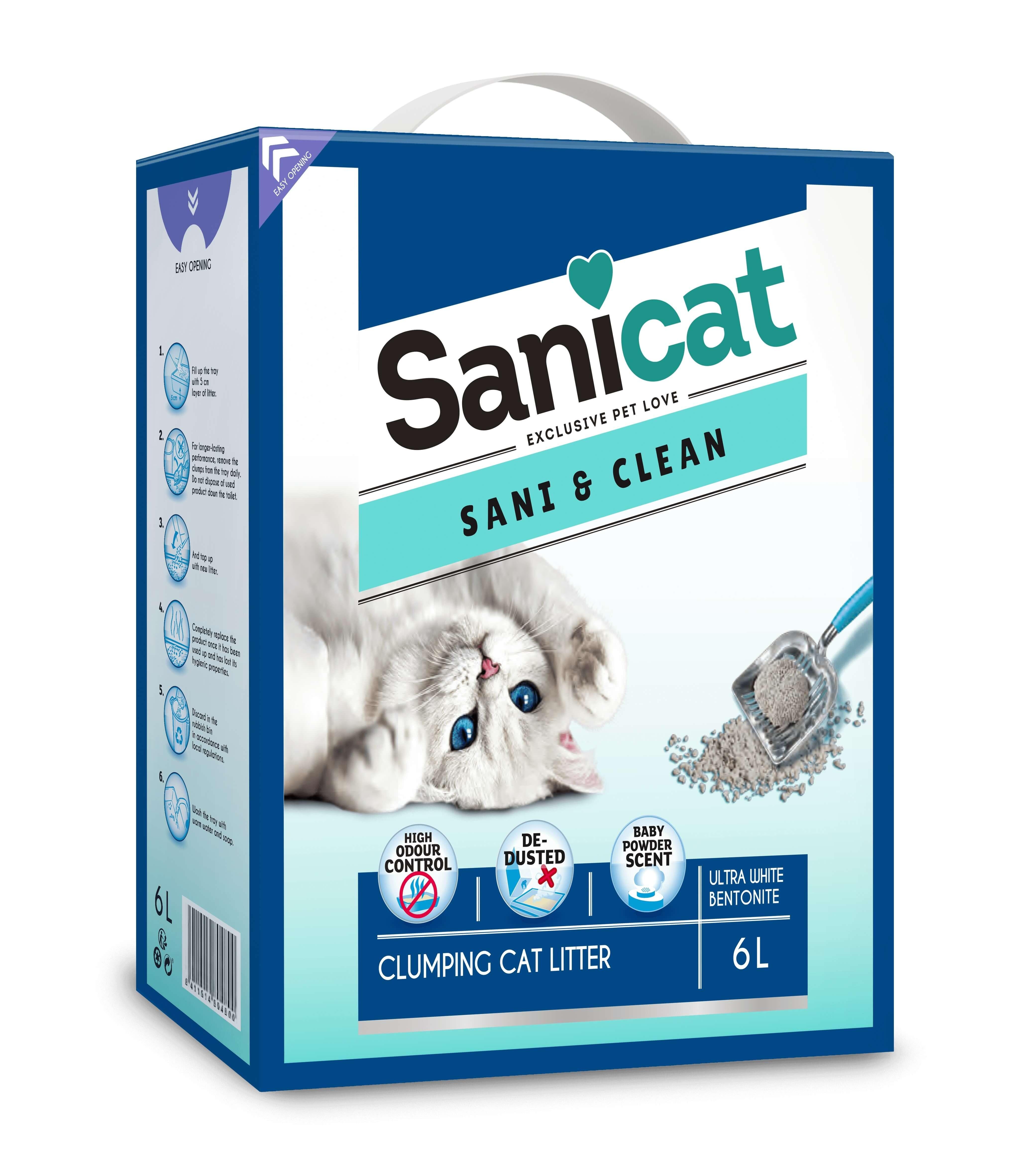 Sanicat Sani & Clean