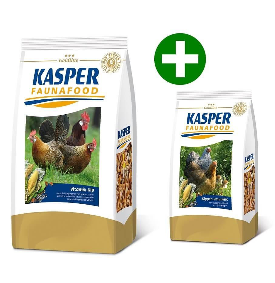 Kasper Fauna Vitamix Kip