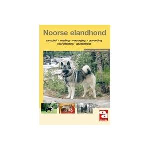 Informatieboekje Noorse Elandhond Per stuk