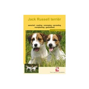 Informatieboekje Jack Russell terriër Per stuk