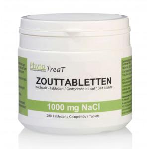 PhytoTreat Zouttabletten voor honden 100 Tabletten