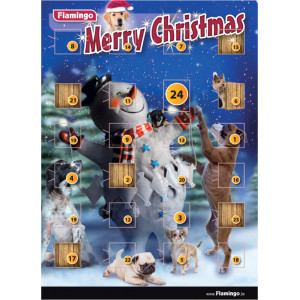 Adventskalender Choco Hond