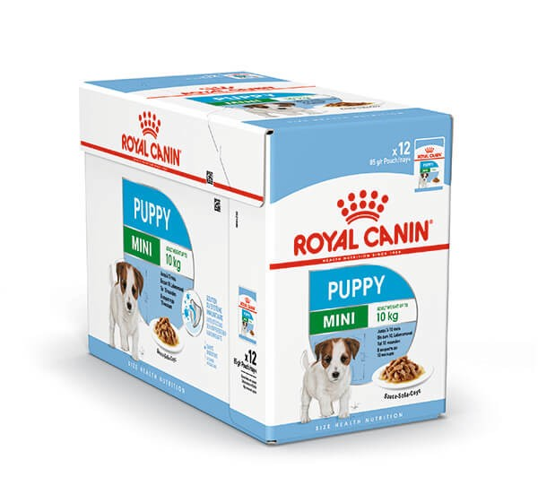 Royal Canin Mini Puppy natvoer