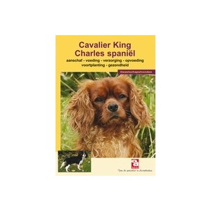 Informatieboekje Cavalier King Charles spaniël Per stuk