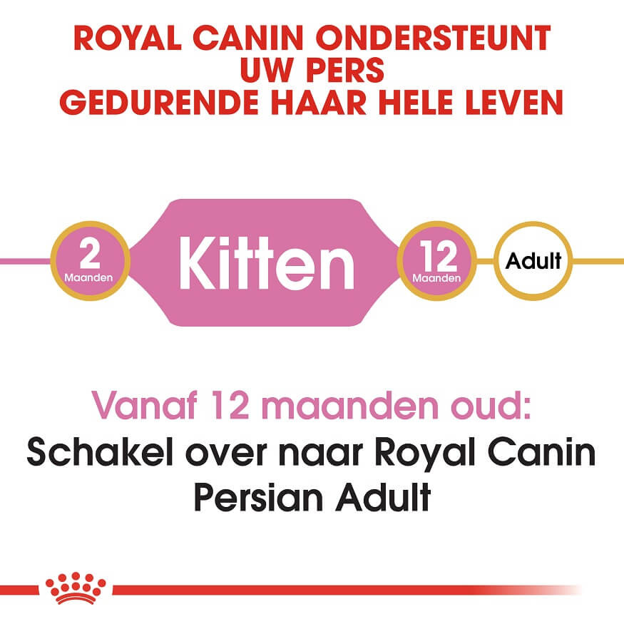 Royal Canin Kitten Persian kattenvoer