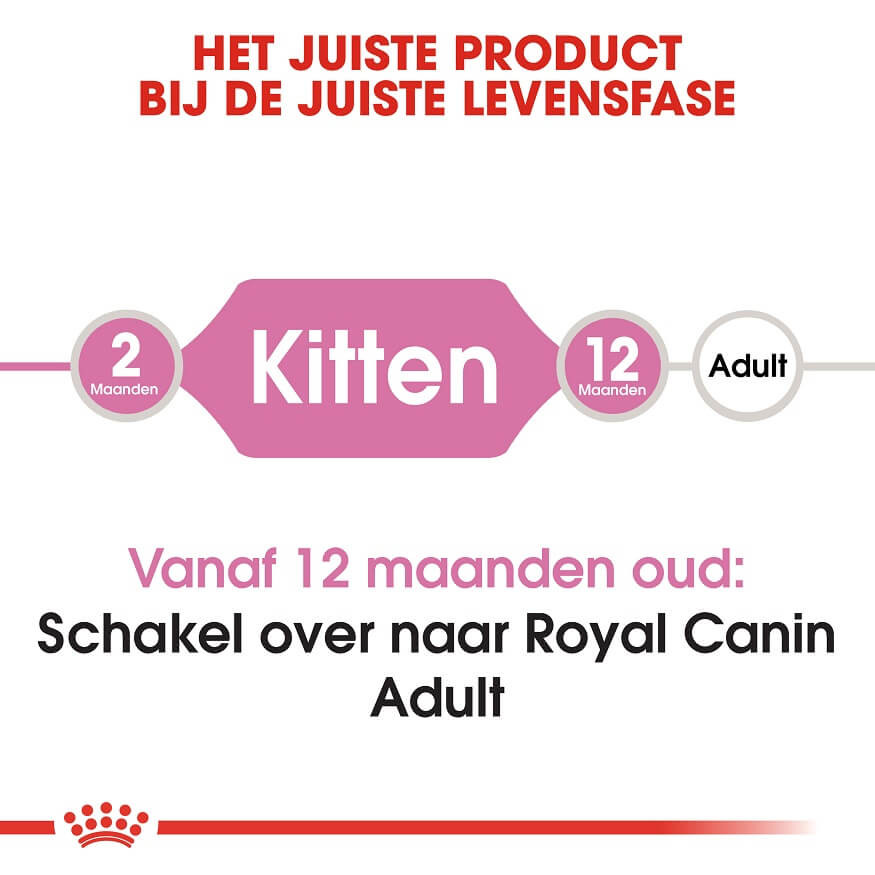 Royal Canin Kitten kattenvoer