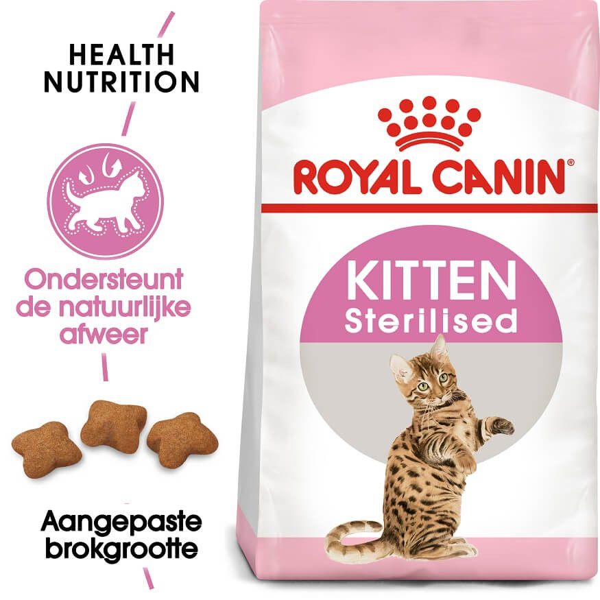 Royal Canin Kitten Sterilised kattenvoer