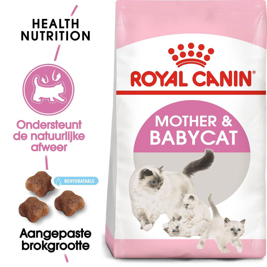 Royal Canin Mother & Babycat kattenvoer
