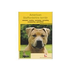 Informatieboekje American Staffordshire Per stuk