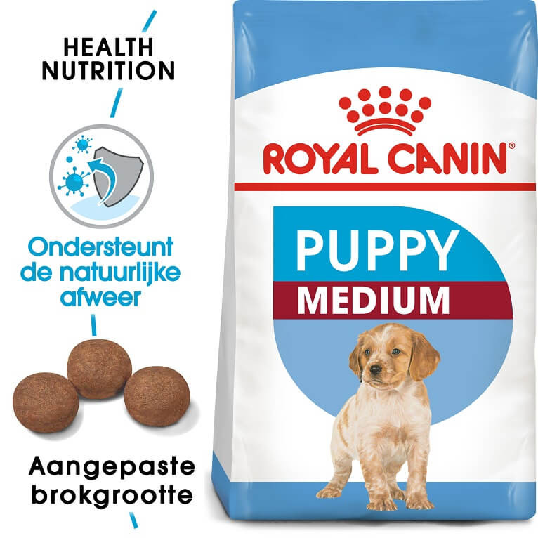 Royal Canin Medium Puppy hondenvoer