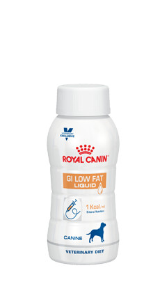 Royal Canin Veterinary Diet GI Low Fat Liquid Hond