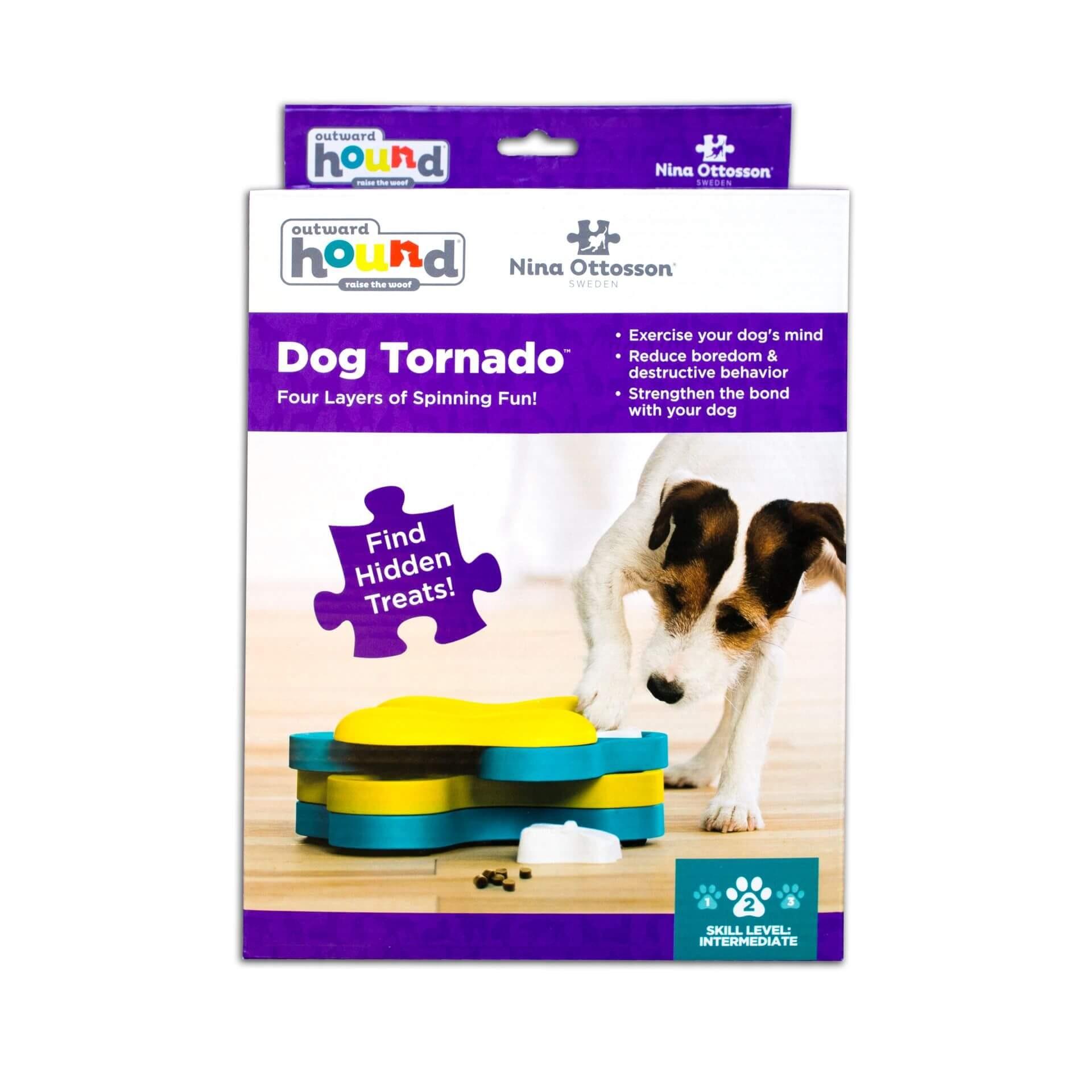 Nina Ottenson Dog Tornado Blue