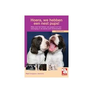Informatieboekje Hoera, een nest pups! Per stuk