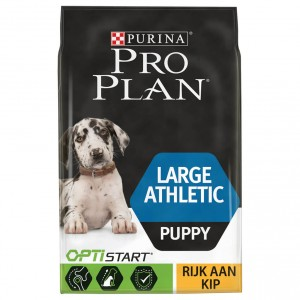 Pro Plan Optistart Large Athletic Puppy hondenvoer